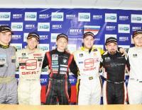 ETCC 2013 stage 2 Slovak Republic, racetrack Slovakia Ring