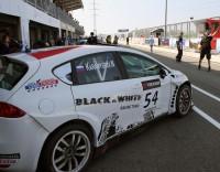 ETCC 2013 stage 2 Slovakia, racetrack Slovakiaring