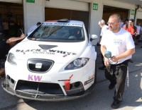 ETCC 2013 stage 4 Italy, racetrack Pergusa