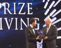 Qatar, Doha awards ceremony