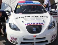 Nikolay Karamyshev WTCC 7 этап Porto 2013