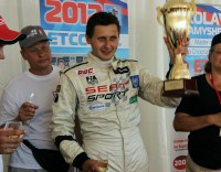 Nukolay Karamyshev WTCC 6 этап Moscow 2013