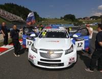 ETCC 2014 stage 3 Austria, racetrack Salzburgring