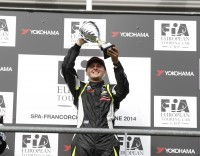 FiA ETCC 2014 Belgium Round  4 Spa  Nikolay Karamyshev
