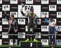 ETCC 2014 stage 4 Belgium, racetrack Spa